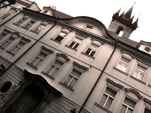 Prodej bytů Praha